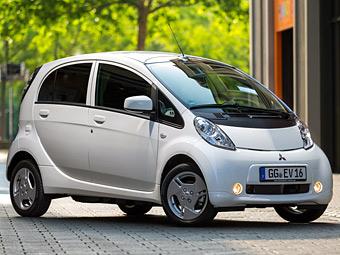 Mitsubishi отзовет в России электрокары i-MiEV