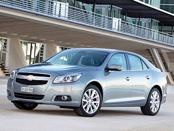 Chevrolet оставит Россию без конкурента Toyota Camry