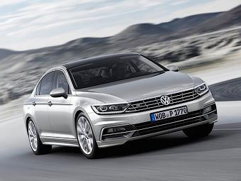 Volkswagen подтвердил расширение семейства Passat