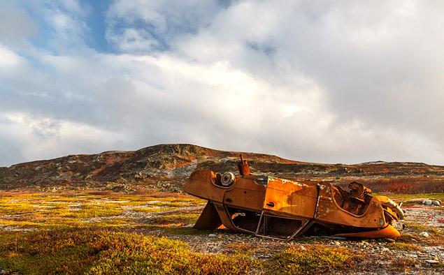Путешествие к самой северной точке европейской части России на Audi Q7. Фото 9