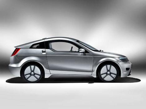 Технический университет Мюнхена представил сверхлегкий электромобиль Visio.M