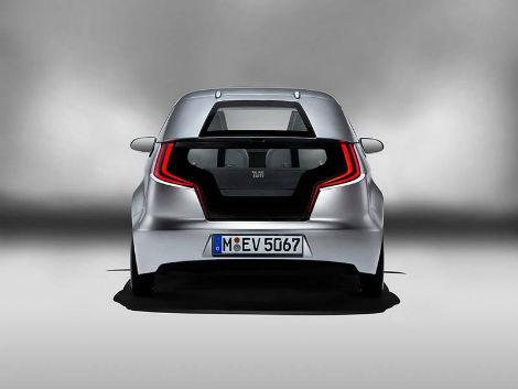 Технический университет Мюнхена представил сверхлегкий электромобиль Visio.M. Фото 1