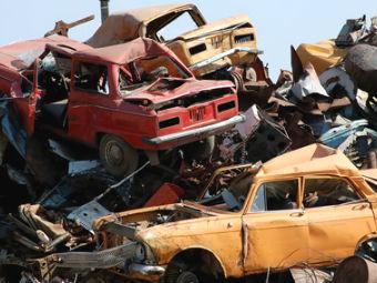 Минпромторг задумал продлить программу утилизации автохлама