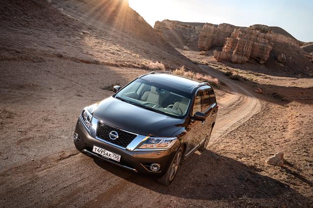 Тест Nissan Pathfinder, который изменился до неузнаваемости