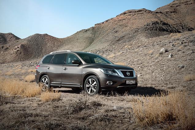 Тест Nissan Pathfinder, который изменился до неузнаваемости. Фото 2