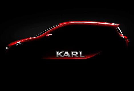 Немецкий производитель задумал представить на российском рынке модель Karl