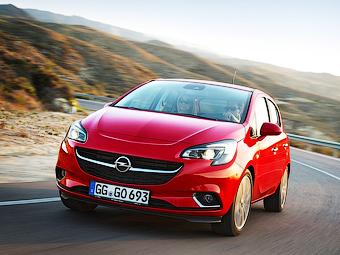 Opel будет продавать в России дизельную «Корсу»