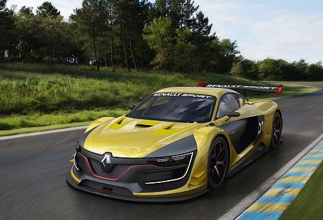 500-сильный гоночный автомобиль начнут поставлять командам в марте