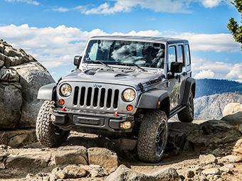Jeep оставит Wrangler рамным