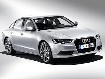 Audi откажется от гибридного седана A6