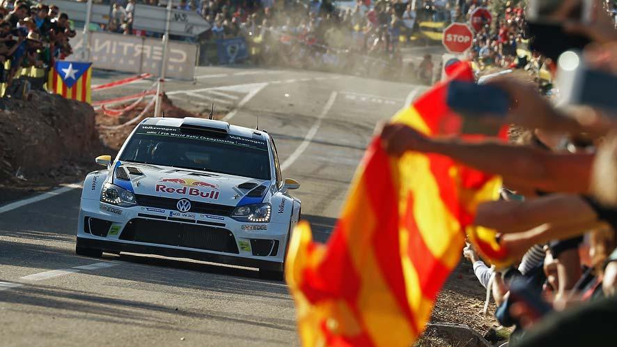 Себастьен Ожье победил в Испании и оформил второй в карьере титул. Фото 2