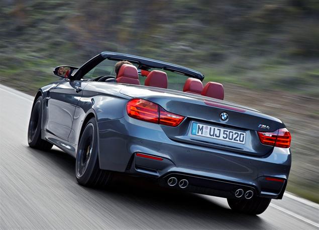Тест-драйв кабриолета BMW M4, способного разогнаться до 270 км/ч без крыши. Фото 1