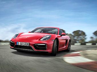 Компания Porsche случайно подтвердила трековый Cayman