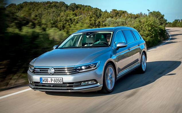 Тест-драйв нового Volkswagen Passat, который подобрался к идеалу на расстояние атаки. Фото 2