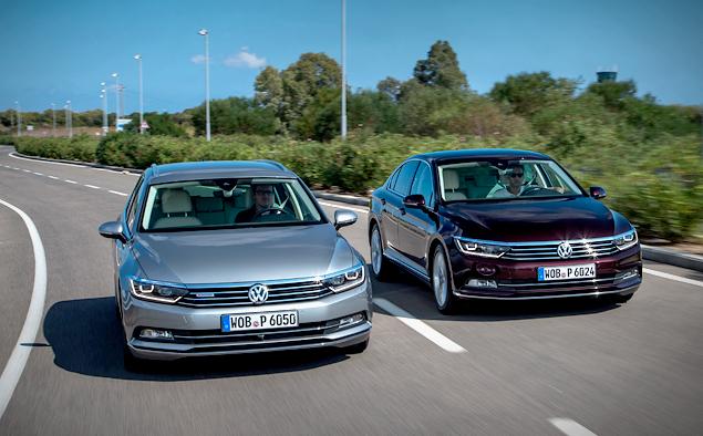 Тест-драйв нового Volkswagen Passat, который подобрался к идеалу на расстояние атаки. Фото 6