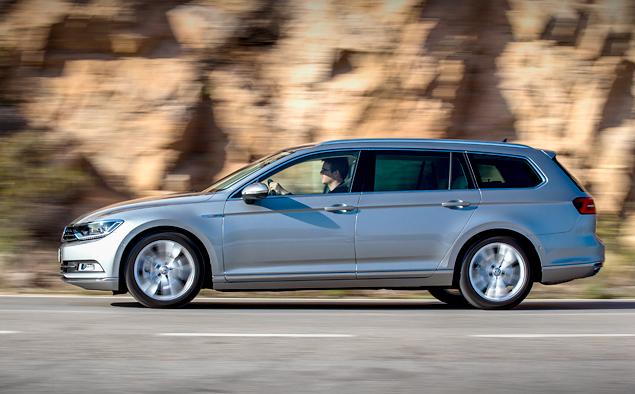 Тест-драйв нового Volkswagen Passat, который подобрался к идеалу на расстояние атаки. Фото 7