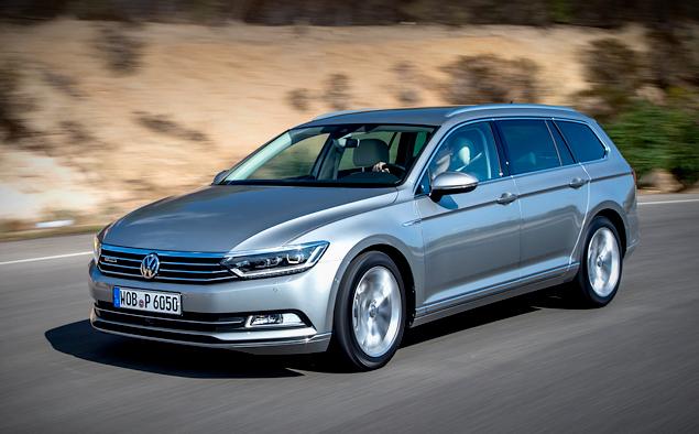 Тест-драйв нового Volkswagen Passat, который подобрался к идеалу на расстояние атаки. Фото 8