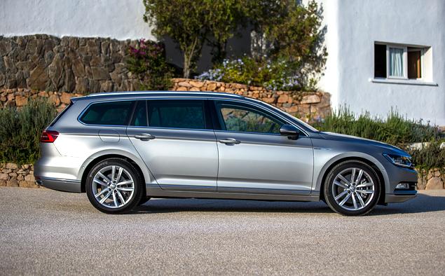 Тест-драйв нового Volkswagen Passat, который подобрался к идеалу на расстояние атаки. Фото 15