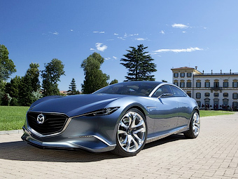 Mazda6 превратится в спорткупе