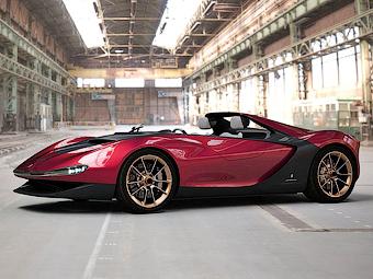 Ferrari построит шесть спорткаров в честь Серджио Пининфарины