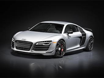 Компания Audi сделала 570-сильный R8 с карбоновым обвесом