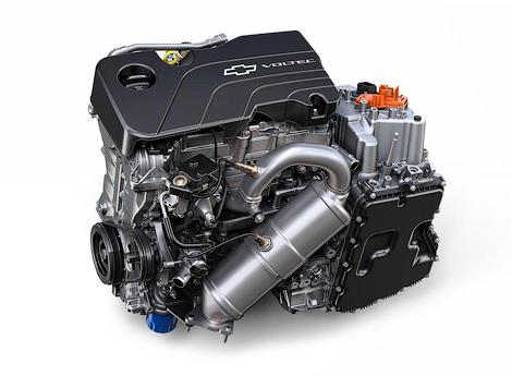 Появились подробности о силовой установке модели Volt следующего поколения. Фото 2
