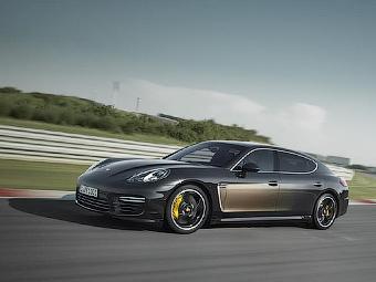 В Porsche подготовили самую роскошную «Панамеру»