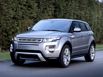 Французские СМИ узнали о возможном переименовании Range Rover Evoque