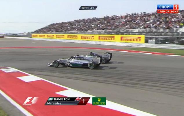 Онлайн-трансляция семнадцатого этапа Формулы-1 2014 года. Фото 1