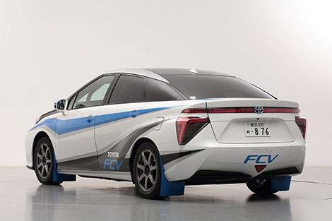 Toyota FCV выйдет на Ралли Синсиро в качестве «нулевого» экипажа. Фото 1