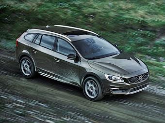 Универсал Volvo V60 получил «вседорожную» версию