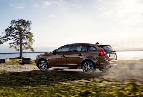Премьера Volvo V60 Cross Country состоится на автосалоне в Лос-Анджелесе