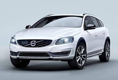 Премьера Volvo V60 Cross Country состоится на автосалоне в Лос-Анджелесе. Фото 3