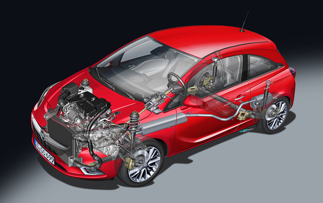 Тест-драйв нового хэтчбека Opel Corsa, который очень напоминает своего предшественника
