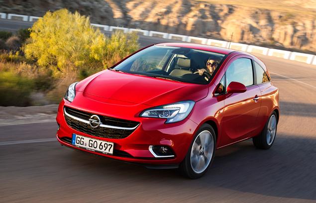 Тест-драйв нового хэтчбека Opel Corsa, который очень напоминает своего предшественника. Фото 3