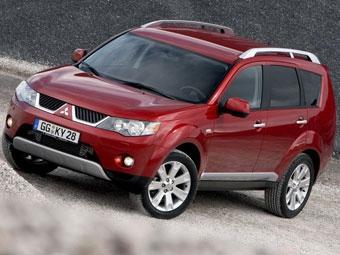 Mitsubishi отзовет в России 35 тысяч кроссоверов Outlander