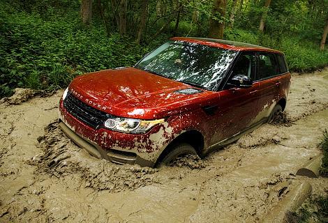 У внедорожников Range Rover появились новые электронные помощники