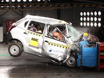 Хэтчбек Datsun признали опасным для жизни