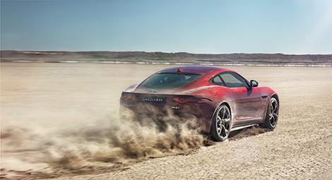 Дебют полноприводной версии Jaguar F-Type состоится в Лос-Анджелесе