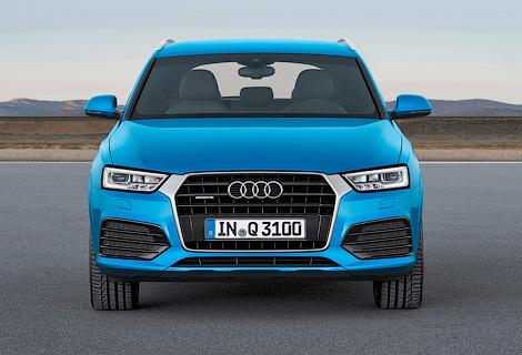 """Заряженный"" кроссовер Audi RS Q3 стал на 30 сил мощнее. Фото 5"