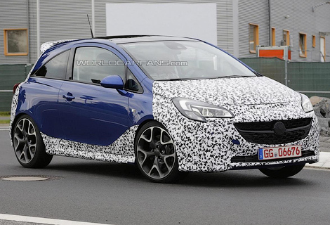 Появились подробности о силовой установке нового хот-хэтча Opel