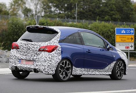Появились подробности о силовой установке нового хот-хэтча Opel. Фото 1