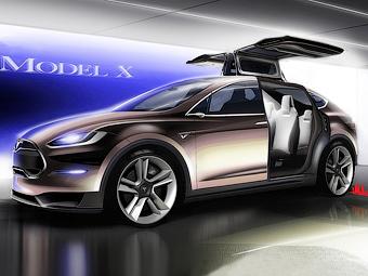 «Тесла» вновь отложила запуск в серию электрокроссовера