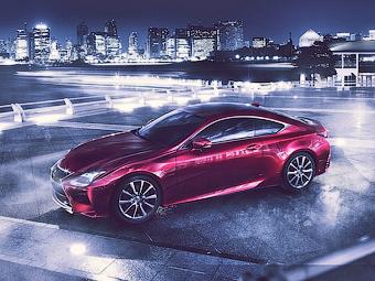 Журналисты отказались тестировать Lexus RC в Японии