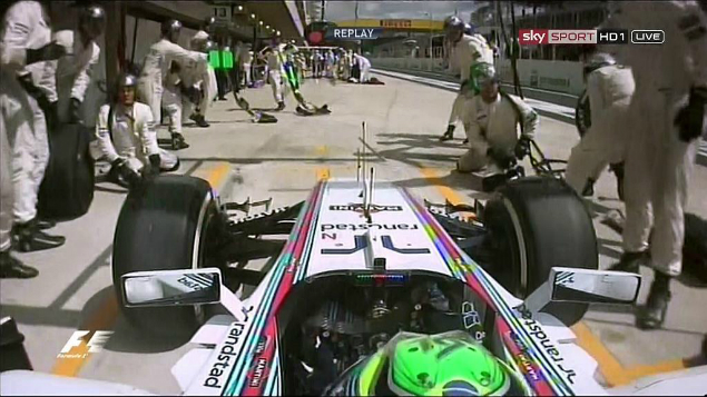 Онлайн-трансляция восемнадцатого этапа Формулы-1 2014 года. Фото 1