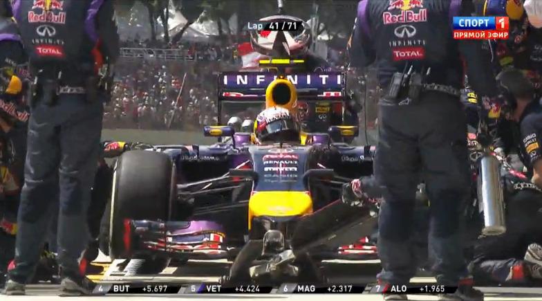 Онлайн-трансляция восемнадцатого этапа Формулы-1 2014 года. Фото 2
