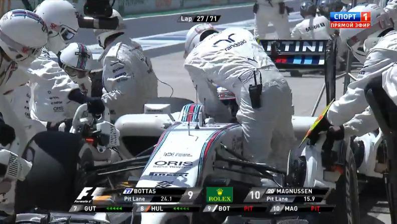Онлайн-трансляция восемнадцатого этапа Формулы-1 2014 года. Фото 3