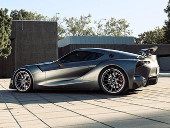 Toyota и BMW приступили к разработке совместной модели