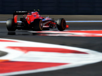 Команда Формулы-1 Marussia объявила о ликвидации