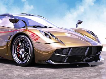 Pagani выпустит «драконовую» версию суперкара Huayra